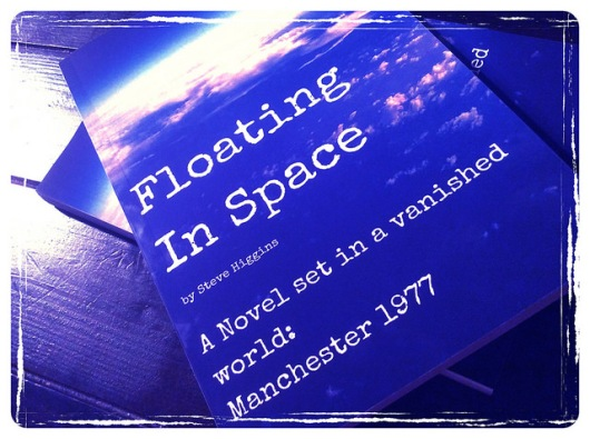 Floating in space: a novel