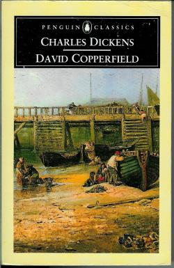 My well thumbed copy of David Copperfield