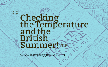 checking the temperature