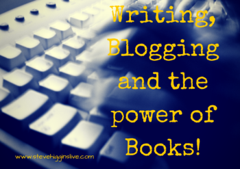 Writing, Blogging and books