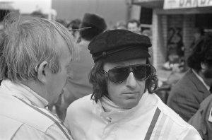 Jackie Stewart Image courtesy wikipedia