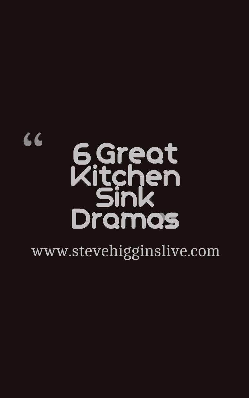 British Kitchen Sink Drama Films When kitchensink drama ...