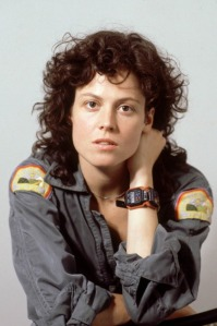 Sigourney Weaver as Ripley