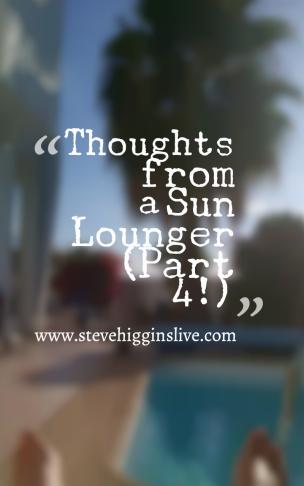 Sun Lounger