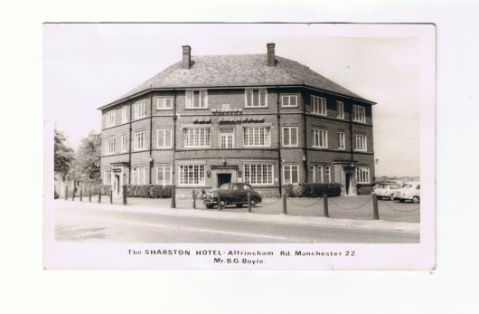sharston-hotel