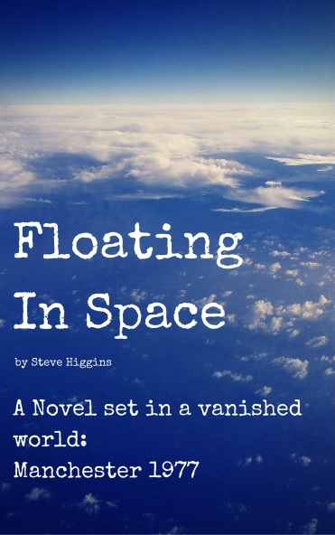 floating in-space